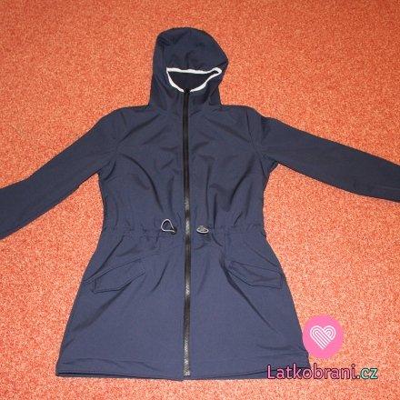 Softschellová dámská bunda