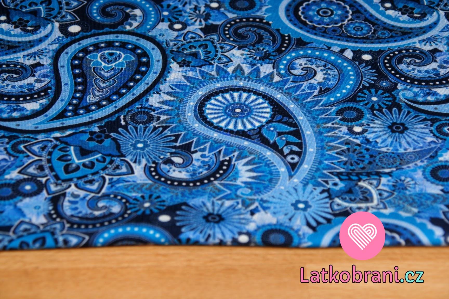 Úplet mandaly modré 1307940b3c1