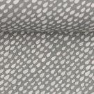 Úplet potisk nepravidelné kapičky na šedé