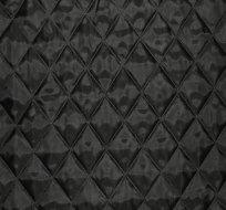 Podšívka prošívaná tmavě šedá, prošev 5cm