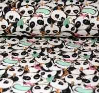 Teplákovina rozpustilé pandy
