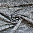 Teplákovina šedá melé pruhy speciál