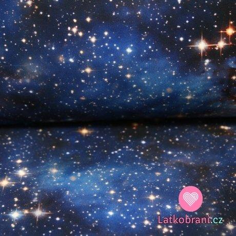 Šusťák záře galaxie