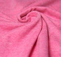 Úplet melé růžový malinový 220g