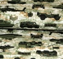 Úplet tanky kamufláž