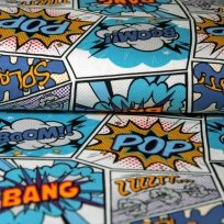 Úplet POP, SPLAT modrý