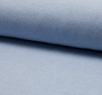 Náplet hladký světle modrá melange 230 g