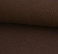 Náplet hladký tmavě hnědý 240g