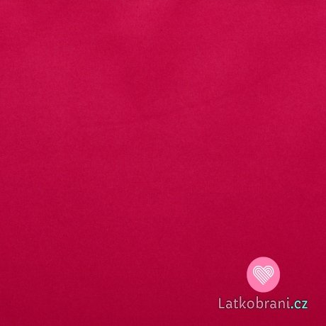 Softshell pružný červený s fleecem