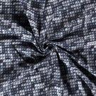Softshell 3D šedá stavebnice s fleecem