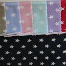 Úplet hvězdy bílé na modrofialkovém podkladu (stejné)