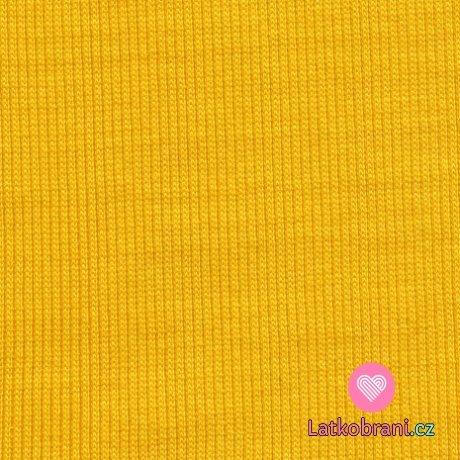 Náplet žebro žlutá žloutková