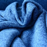 Svetrovina džínově modrá
