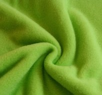 Polar fleece limetka antipilling