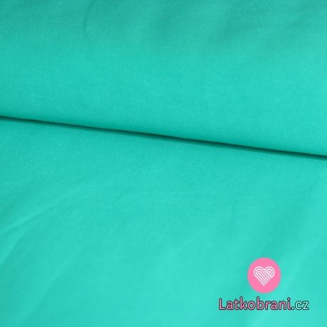 Úplet smaragdová tmavší 210g